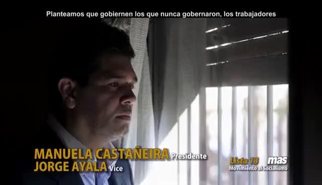 "Watch and share ""Jorge Ayala, Un Trabajador Como Vos"" - Nuevo MAS - Lista 13 GIFs on Gfycat"