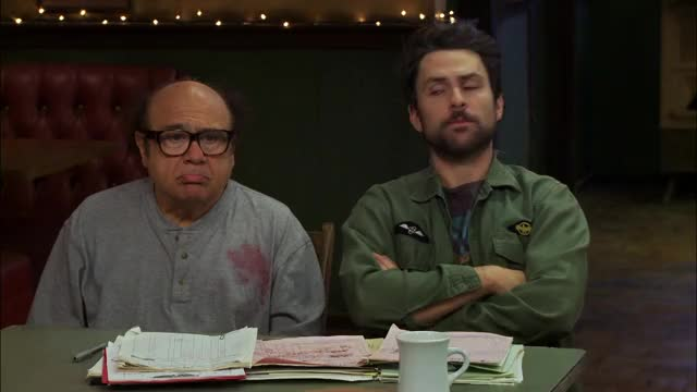 Watch solid logic GIF by @right_rl on Gfycat. Discover more celebs, charlie day, danny devito GIFs on Gfycat