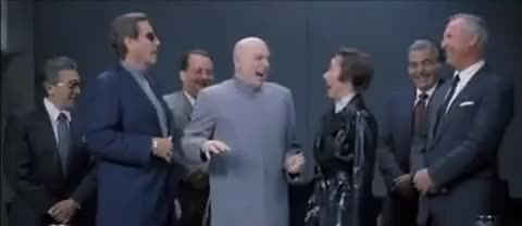 Watch and share Dr Evil's EVIL LAUGH GIFs on Gfycat