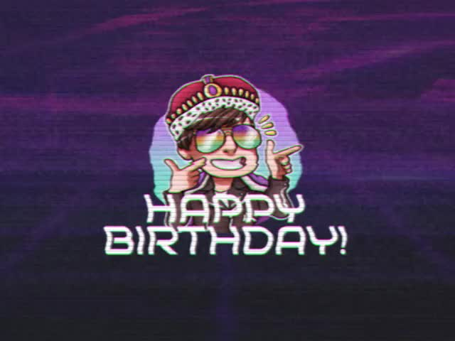 Watch and share Happy Bday GIFs on Gfycat