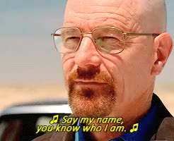 Watch and share Idfk What This Is GIFs and Breaking Bad GIFs on Gfycat