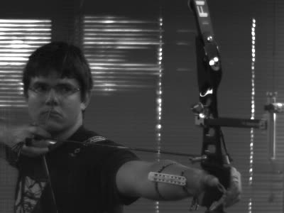 archery, Slow motion shot @ Olympic Training Center in Chula Vista GIFs