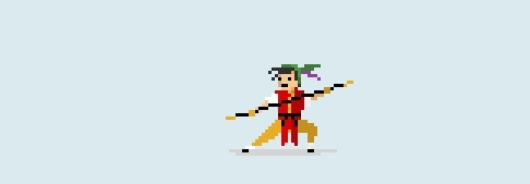 animated gif, pixel, pixel animation, pixel art, psn, sprites, suikoden, suikoden II, Figured I'd throw up the whole Suikoden sprite collection I  GIFs