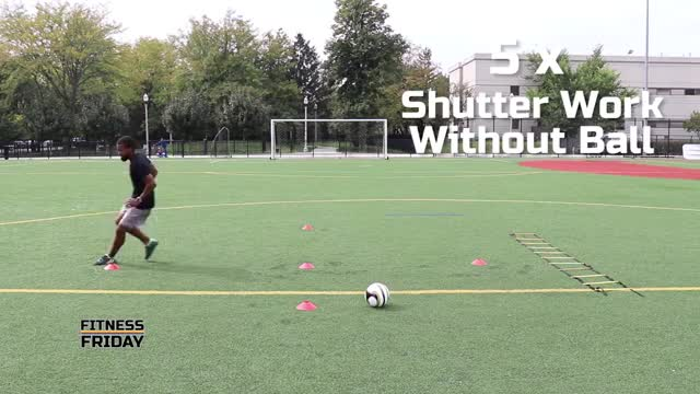 Watch and share Fitness With And Without The Ball | Fitness Friday GIFs on Gfycat