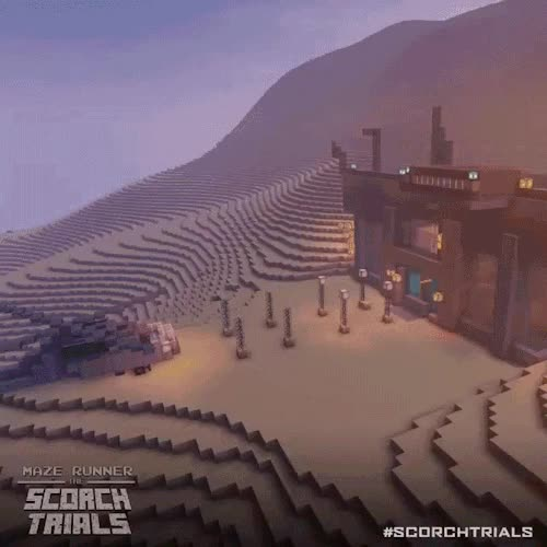 Watch and share Scorch Trials Movie GIFs and Maze Runner Series GIFs on Gfycat