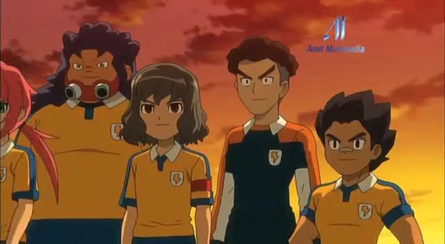 Watch and share Episodio 21 Inazuma Eleven Go Castellano: « ¡EL EDAD DORADA!» GIFs on Gfycat