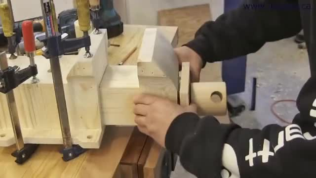 Making My Wooden Vise - Greatest Hits GIF | Find, Make & Share