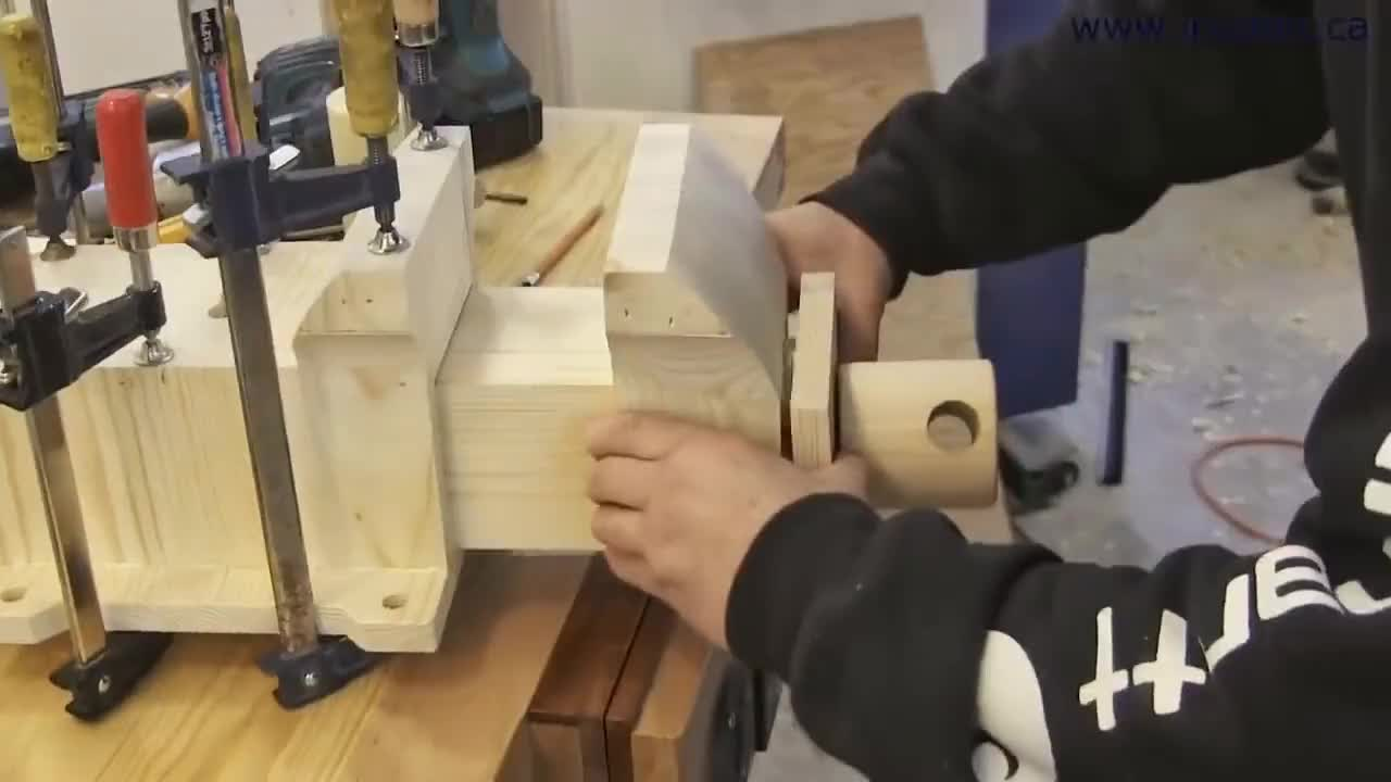 Project, diy, ibuildit, jpheisz, woodworking, Making My Wooden Vise - Greatest Hits GIFs