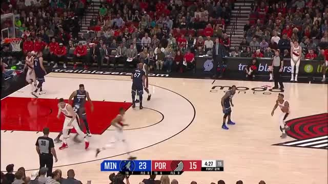 Watch Blazers loop counter GIF by bladner (@thebladner) on Gfycat. Discover more cj mccollum, house of highlights, nba, portland trail blazers GIFs on Gfycat