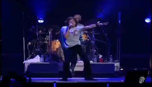 Watch The Rolling Stones - Midnight Rambler (Live) - OFFICIAL GIF on Gfycat. Discover more related GIFs on Gfycat