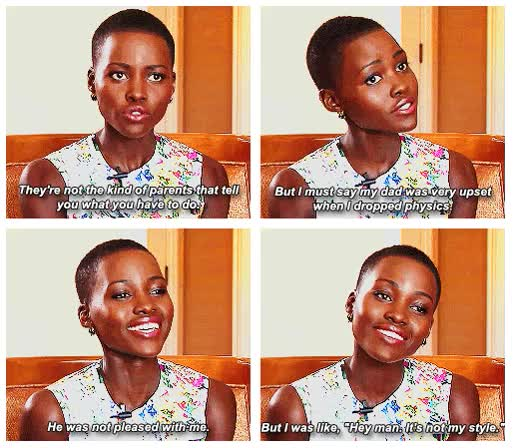 Watch GIFs GIF on Gfycat. Discover more lupita nyong'o GIFs on Gfycat