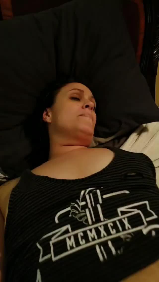 making her cum so hard is so satisfying
