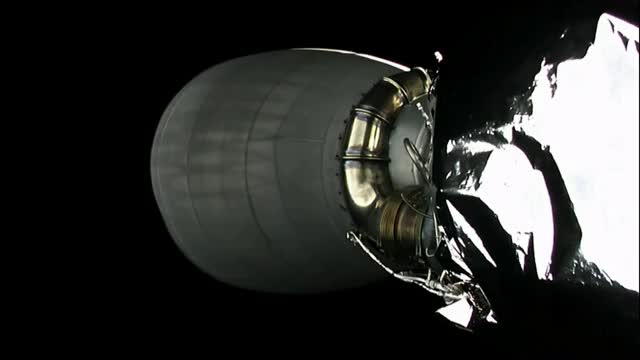 Watch Something hit Starman just before the stream ended GIF by @riddla on Gfycat. Discover more elon musk, falcon 9, falcon heavy, spacex, starman, tesla GIFs on Gfycat