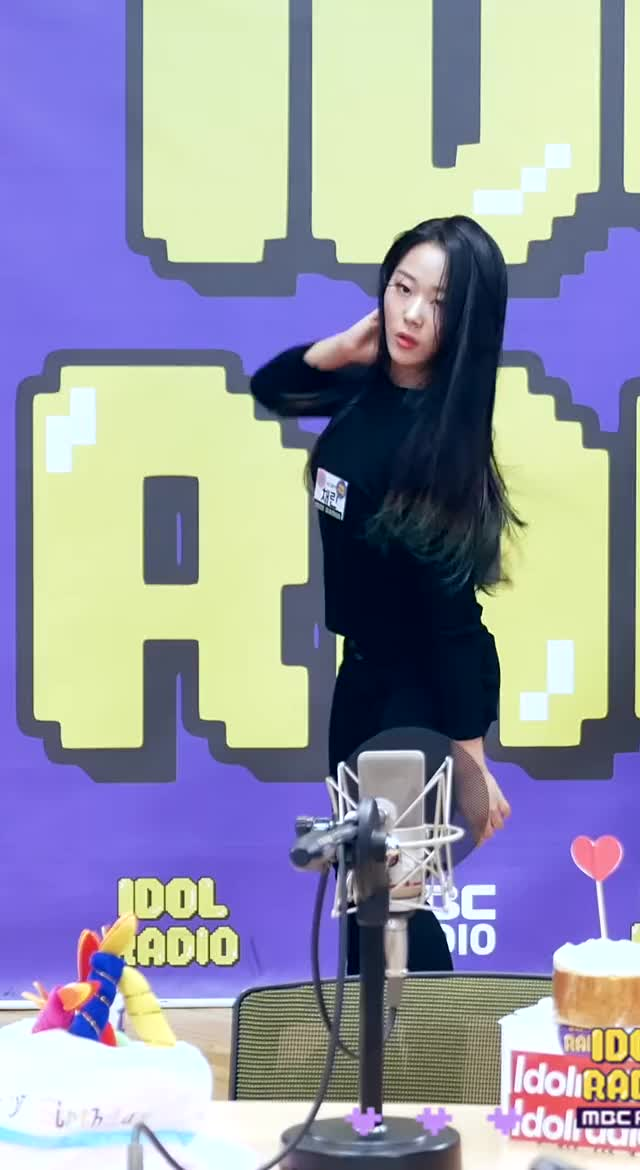 Watch and share Cherry Bullet GIFs and Idol Radio GIFs by phoning.home on Gfycat