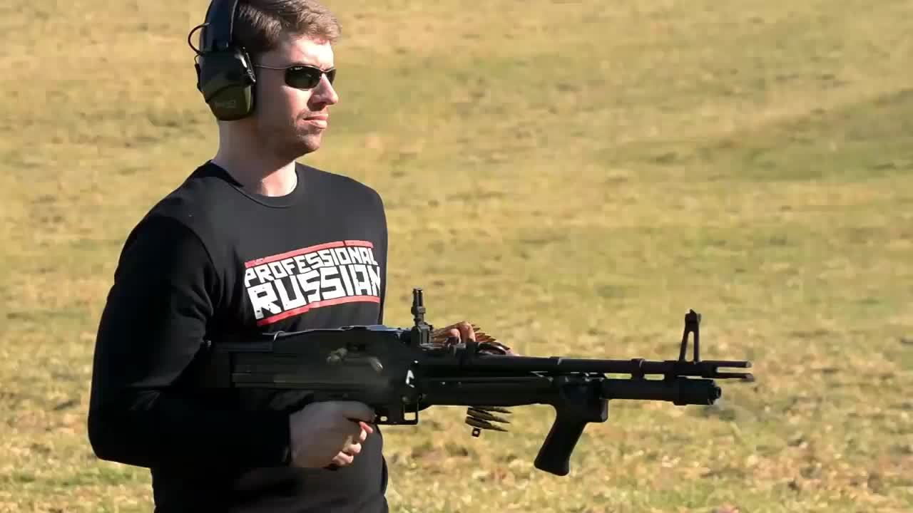 FPSRussia, M60, buttah buttah jam, Happiness is a belt fed weapon GIFs