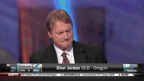 Watch and share Gruden Johnson GIFs on Gfycat