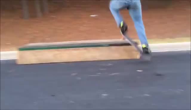 skateboarding compilation (rough edit) GIFs