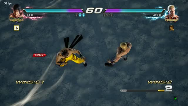 Watch and share Tekken 7 GIFs by rxsora on Gfycat