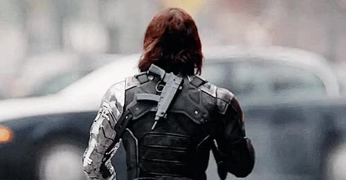 Watch and share Captain America Winter Soldier GIFs and Gun GIFs on Gfycat