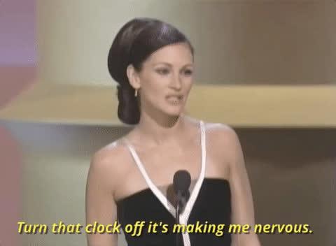 julia roberts, Most Memorable Oscar Moments | Her Campus GIFs