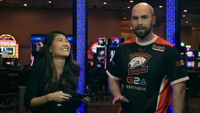 Virtus.Pro vs Misfits - DreamHack Masters Las Vegas 2017