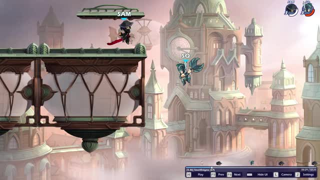 Watch and share Brawlhalla 2021-05-11 23-36-35 GIFs by therealsq on Gfycat