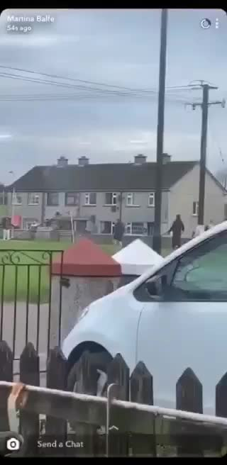 Watch and share ❎ WARNING - GRAPHIC FOOTAGE ❎ Gardai In Wexford Investigating After A Street ... GIFs by CRI0ST0IR on Gfycat