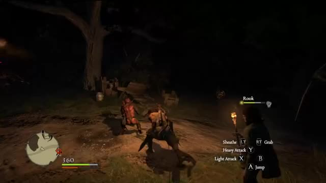 Watch Dragon's Dogma: Training Pays Off GIF by podizzler300 (@podizzle3000) on Gfycat. Discover more 60fpsgaminggifs GIFs on Gfycat