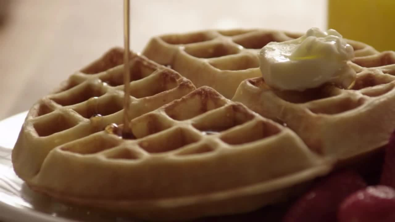 GIF Brewery, breakfast, day, eating, feed me, food, gif brewery, hangry, hungry, lunch, meal, national, sweet, syrop, tasty, waffles, yum, yummy, Waffles GIFs