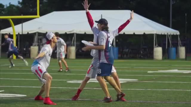 Watch this american ultimate disc league GIF by American Ultimate Disc League (@audl) on Gfycat. Discover more 2018 mvp, american ultimate disc league, audl, dc breeze, highlight reel, highlights, most valuable player, mvp, rowan mcdonnell, ultimate, ultimate frisbee GIFs on Gfycat