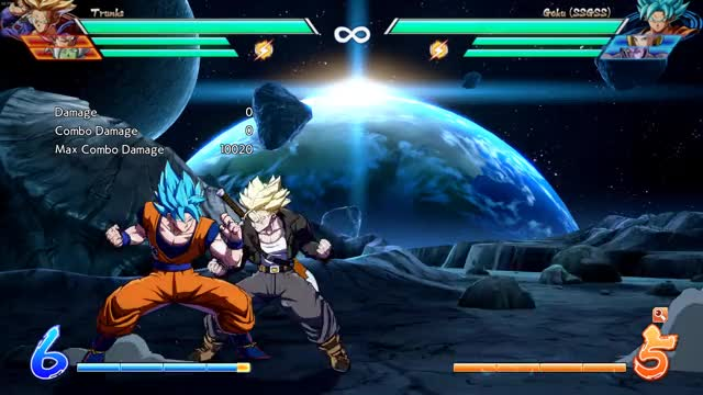 Watch Pressure GIF on Gfycat. Discover more Dragon Ball FighterZ, dbfz GIFs on Gfycat