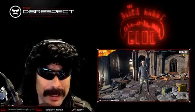 BEST DR DISRESPECT INTRO