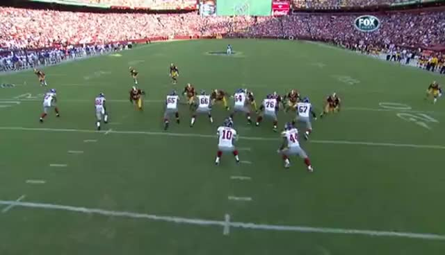 Watch and share Ryan Kerrigan GIFs and Eli Manning GIFs on Gfycat