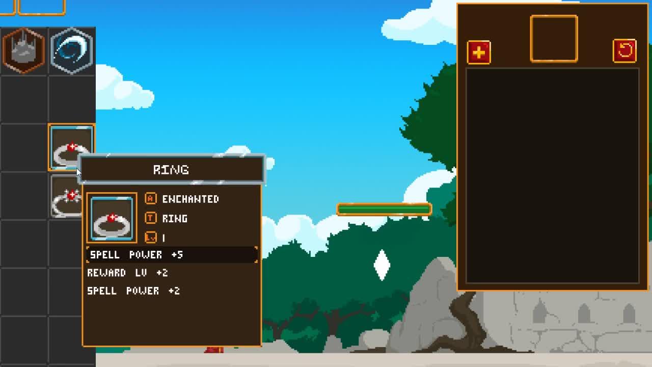 carmot, gamedev, indiedev, loot, screenshotsaturday, Carmot Forge Snippet GIFs