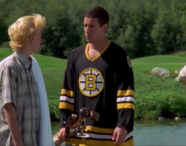Watch and share Happy Gilmore GIFs and Adam Sandler GIFs by Huh? on Gfycat