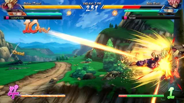 Watch the classic GIF by @darkfalco on Gfycat. Discover more Dragon Ball FighterZ, dbfz GIFs on Gfycat