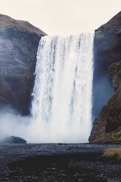 Watch Iceland (reddit) GIF on Gfycat. Discover more Myuploads, Nature, naturegifs GIFs on Gfycat