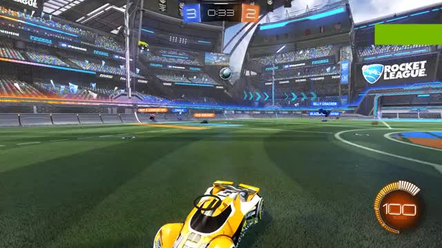 Watch and share Rocket League GIFs and Soccer GIFs by xsilver9500x on Gfycat