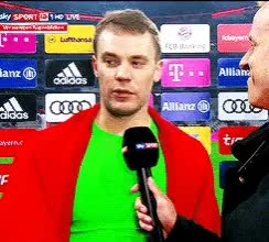 Watch and share Manuel Neuer GIFs and Celebs GIFs on Gfycat