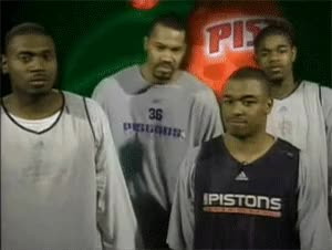 Watch and share Detroit Pistons GIFs on Gfycat