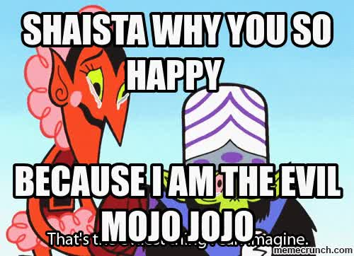 Watch and share Generate A Meme Using MOJO JOJO GIFs on Gfycat