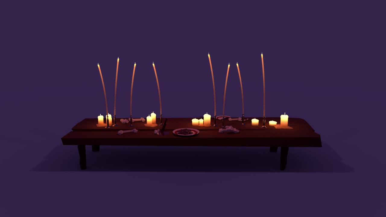 blender3d, halloween, lowpoly, A Low Poly Boo GIFs