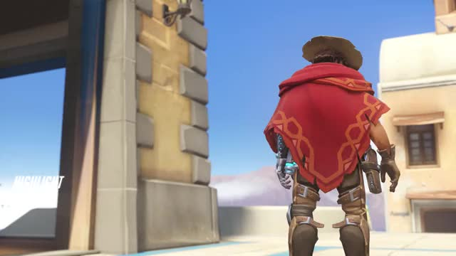 Watch McCree GIF by SweepzFr (@sweepzfr) on Gfycat. Discover more overwatch, potg GIFs on Gfycat