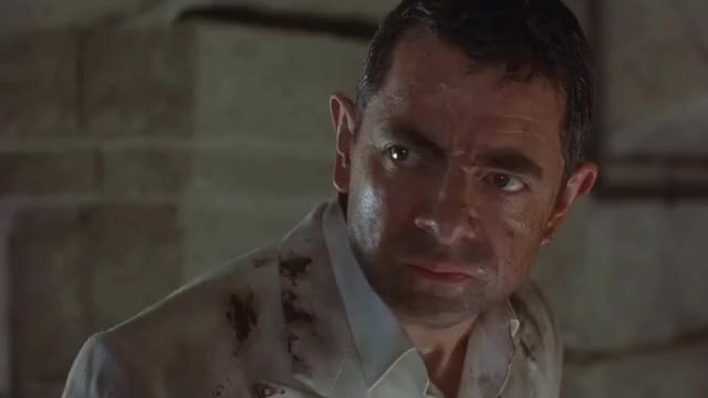 Watch and share Johnny English GIFs and Rowan Atkinson GIFs by terrythehut on Gfycat