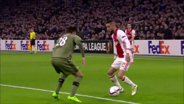 Watch All four akka pannas (elastico nutmeg) from Eredivisie players in the past 8 days (Ziyech, Elia, Cabral, S. Larsson). GIF on Gfycat. Discover more reactiongifs GIFs on Gfycat
