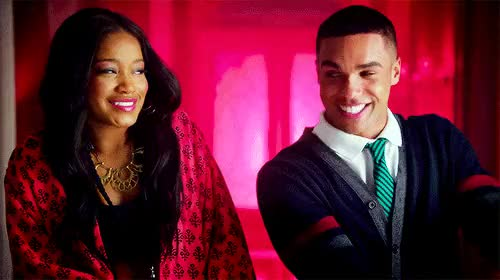 Watch and share Lucien Laviscount GIFs and Zayday Williams GIFs on Gfycat