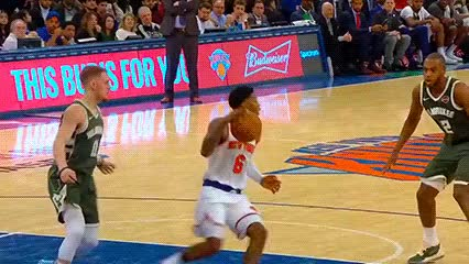Watch and share New York Knicks GIFs by Off-Hand on Gfycat