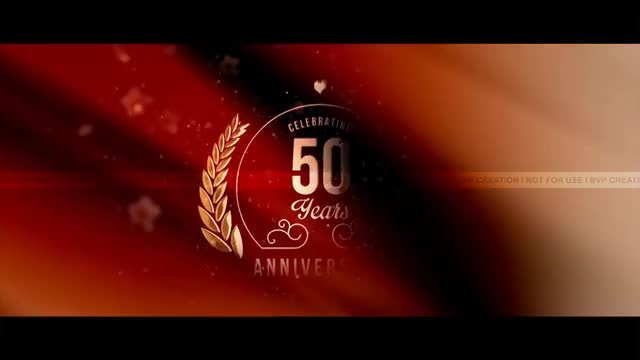 Watch and share 50th Wedding Anniversary Invite Video (Golden Jubilee) I Save The Date GIFs on Gfycat