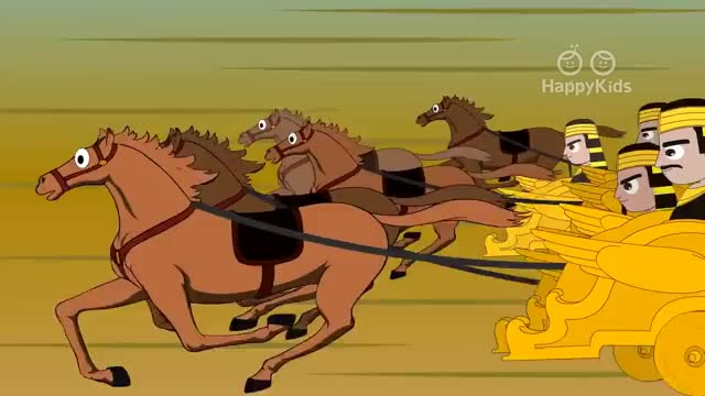 Escape From Egypt I Stories of Moses I Animated Children's