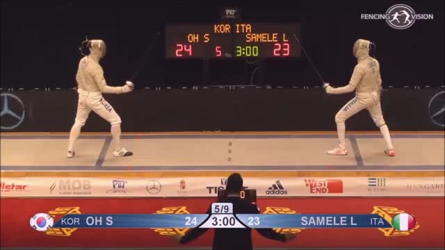 Watch and share Fencing GIFs and Sabre GIFs by vikingbiochemist on Gfycat